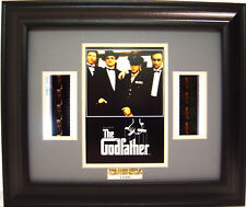 THE GODFATHER FRAMED FILM CELL MARLON BRANDO