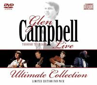 GLEN CAMPBELL - THROUGH THE YEARS CD+DVD (SPECIAL EDITION)   CD NEUF