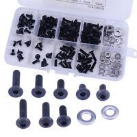 180pcs Schrauben Box Assorted Reparatur Autoteile Kit für 1/10 HSP RC Car