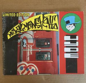 HYPE 'METAL MONSTERS' Limited Edition - Australian Train Graffiti Magazine RARE