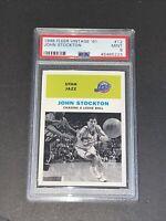 1998 Fleer Vintage '61 #12 POP 1 None Higher John Stockton