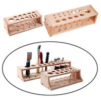 Leathercraft Tool Holder Stand Leather Punch Tool Rack Lagerung
