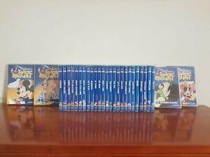RACCOLTA COMPLETA 29 DVD MAGIC ENGLISH DISNEY CORSO INGLESE BAMBINI Ottime cond.