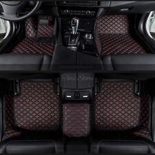 Sur Mesure Intérieur Tapis de Sol Tapis Voiture Cuir/Simili pour Jaguar F-Pace