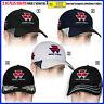Massey Ferguson Casquette 3D Brodé Logo Chapeau Baseball Cap Hat Homme Tracteur