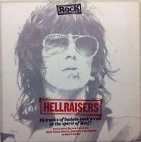 ROCK HELLRAISERS ~ 15 Badass Rock'n'Roll Tracks ~ CD Album [Digipak] ~ Like NEW!