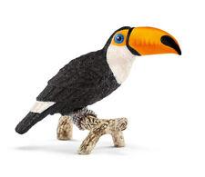 Schleich 14777 Toucan Toy Wild Bird Zoo Animal Figurine Model 2017 - NIP