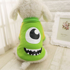 Warm Chihuahua Pet Dog Cat Puppy Sweater Coat Clothes For Small Pet Dog Apparel