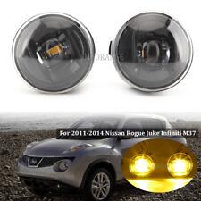 Front Bumper Fog Light LED For 2011-2014 Nissan Rogue Juke Infiniti M37 Assembly