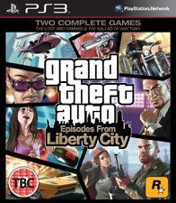 Grand THEFT AUTO: episodios de Liberty City (PS3) los videojuegos