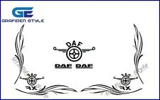 1 Set ( 5 Stück ) DAF - LKW Aufkleber - Sticker - Decal !!