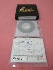 Read Co., Diamond Wheel, Elf Blade SD8-16EL-1H