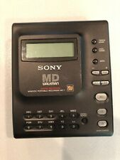 Sony Mz-1 Portable MiniDisc Walkman Player Near Mint (Working)