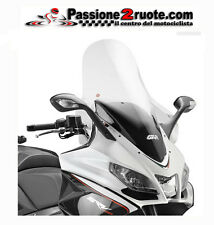 paravento parabrezza windscreen givi d6703st aprilia srv 850 2012 - 2013