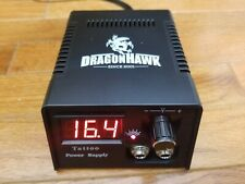 BlackHawk Tattoo Power Supply With Accessories