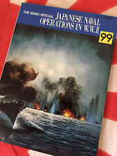 IJN 1st & 2nd SOLOMONS CAMPAIGN BATTLE OF SAVO ISLAND Aug 1942 Maru Special 99