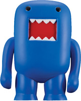 "Domo - 4"" Vinyl Figure Black-light Blue-DHC20-731"