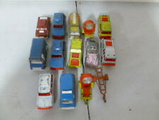 14 Vintage Tootsietoy Vehicles