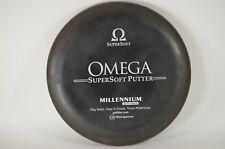 Omega SS 1.25 Black 175g  Final Run Orig. Blend NEW Millennium PRIME Disc Golf