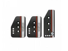 Sparco Universal Black Settant Accelerator Pedal Set # 037879OP01