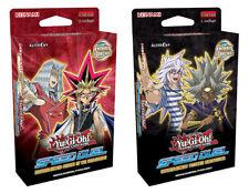 Speed Duel Starter Deck Match of the Millennium und Twisted Nightmares Yu-Gi-Oh