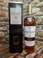 Whisky: Macallan 12 anni Sherry Oak Limited Edition Gift Tin Single Malt Scotch