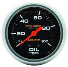 AUTO METER 0-100 Oil Pressure Gauge  P/N - 5421
