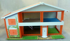 Very Rare Leisure Industries Toy Works My First Home Dolls House The Lodge 1981