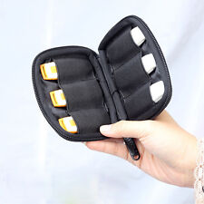 Newest USB Flash Drives Carrying Case Storage Bag Protection Pouch Bag Black