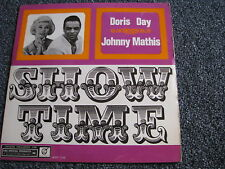 Doris Day- Johnny Mathis-Show Time 4 Track 7 PS-Made in UK