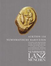 LANZ AUKTION 154 Numismatische Raritäten 11.- 12. Juni 2012  u.a. Griechen