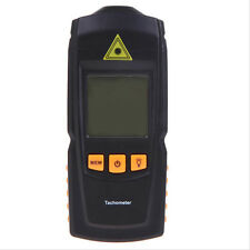 GM8905 LCD Digital Laser Tachometer Non-Contact RPM Tach Test Meter Speed