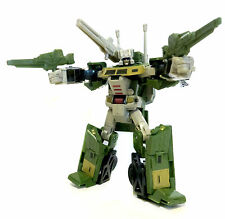 Transformers Generations / Universe Ultra Hardhead with Hothead upgrade kit used
