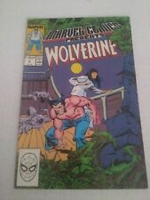 Marvel Comics Presents Wolverine #6 November 1988