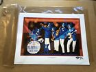 """Authentic """"You Can't Drown the Blues"""" Print by George Rodrigue"""