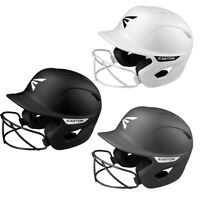 Easton Ghost Matte Helmet Fastpitch Softball Batting Helmet w/Mask
