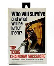"NECA-el Texas Chainsaw Massacre-Ultimate Leatherface 7"" Figura De Acción"