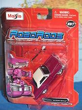 MAISTO ROBO RODS CADILLAC 1963 COUPE DEVILLE URBAN ROBOTS ***BRAND NEW & RARE***
