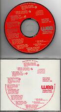 Rare Radio Only Promo CD WEA - Canada - Phil Collins Profiled PROC 90038 1990