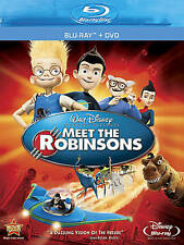 Meet the Robinsons (Blu-ray/DVD, 2011, 2-Disc Set)