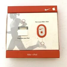 Nike + iPod SENSOR SPORT KIT Shoe Communicates With iPod Instant Audio Feedback