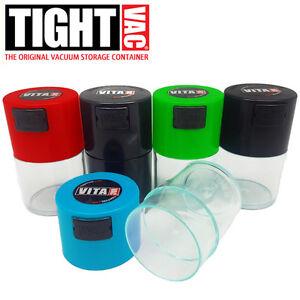 TIGHTVAC 60ml Coffeevac Air Tight Vacuum Pack Food Storage Container