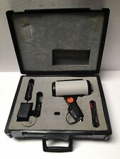 Kane-May KM800S Infratrace Infrared Temperature Gun With Accessories