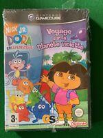 Dora L'exploratrice sur Nintendo Gamecube - NEUF sous cellophane d'origine FR