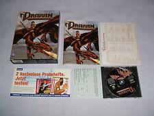 DRAKAN - ORDER OF THE FLAME   PC WIN 95/98  deutsch  Top Zustand  USK 16