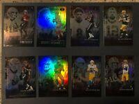 2020 PANINI ILLUSIONS FOOTBALL CARDS BASE RC'S VETERANS YOU CHOOSE CARD FS