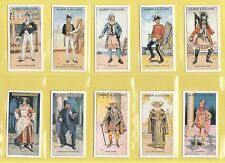 MUSIC - MUSICAL COLLECTABLES - SET OF 26 GILBERT & SULLIVAN 2ND CARDS - 1994