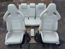 Audi RS3 8P Lederausstattung Ledersitze Recaro Schalensitze bucket seats S3 A3