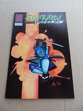 Samurai Penguin 2.  Slave Labor - 1987  -   FN / VF