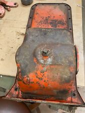 Case 1943 Series Tractor Engine Oil Pan With Screen Part 2521aa